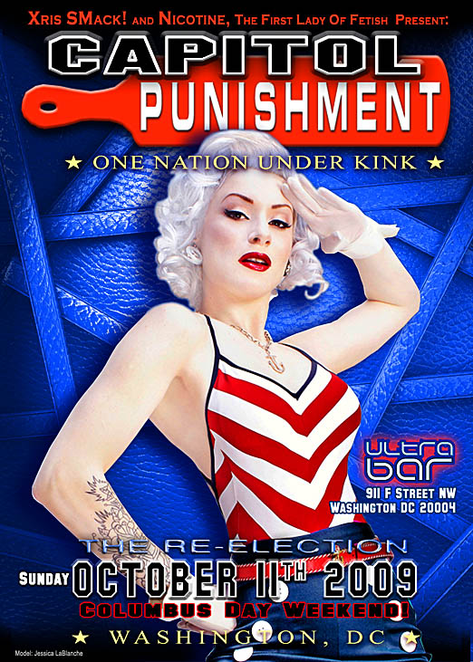 CapitolPunishment 2009 Celebrity  Bare Boobs   Capitol Punishment Big Bouncing Boobies
